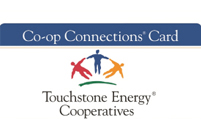 Touchstone Energy Co-op Connections Card